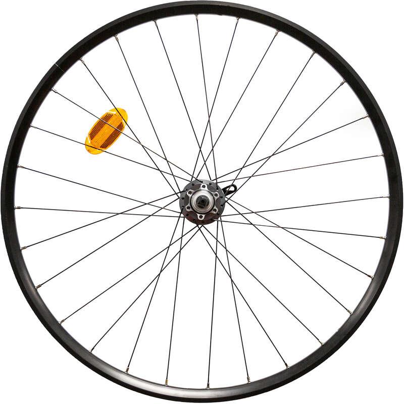 """MTB kerekek Kerékpározás - MTB első kerék 27,5""""x23c ROCKRIDER - Alkatrész, tárolás, karbantartás"""