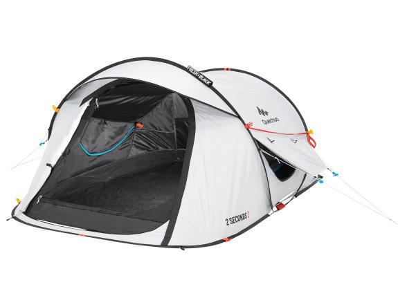 2 seconds-tent 2 fresh&black 2 personen Quechua