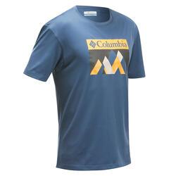 T-shirt de Caminhada na Montanha - Bellport Homem Azul