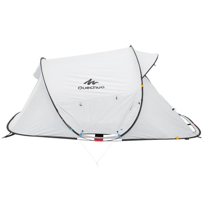 Tente de camping 2 SECONDS 2 FRESH&BLACK | 2 personnes blanche - 192830