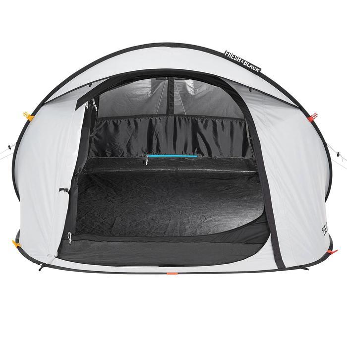 Tente de camping 2 SECONDS 2 FRESH&BLACK | 2 personnes blanche - 192832