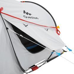 Tienda de camping montaje rápido 2 SECONDS 2 FRESH&BLACK | 2 personas blanco
