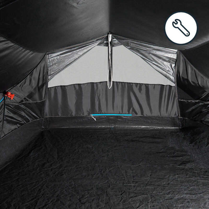 Carpa 2 SECONDS 2 FRESH&BLACK 2 personas blanco