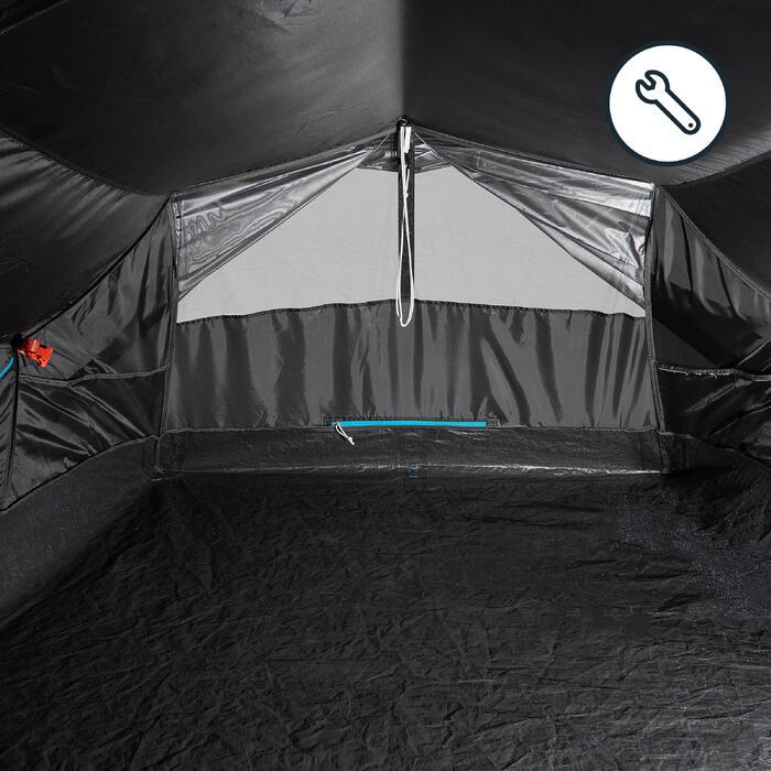 Pop up tent 2 Seconds 2 Fresh & Black I 2 personen wit - 192842