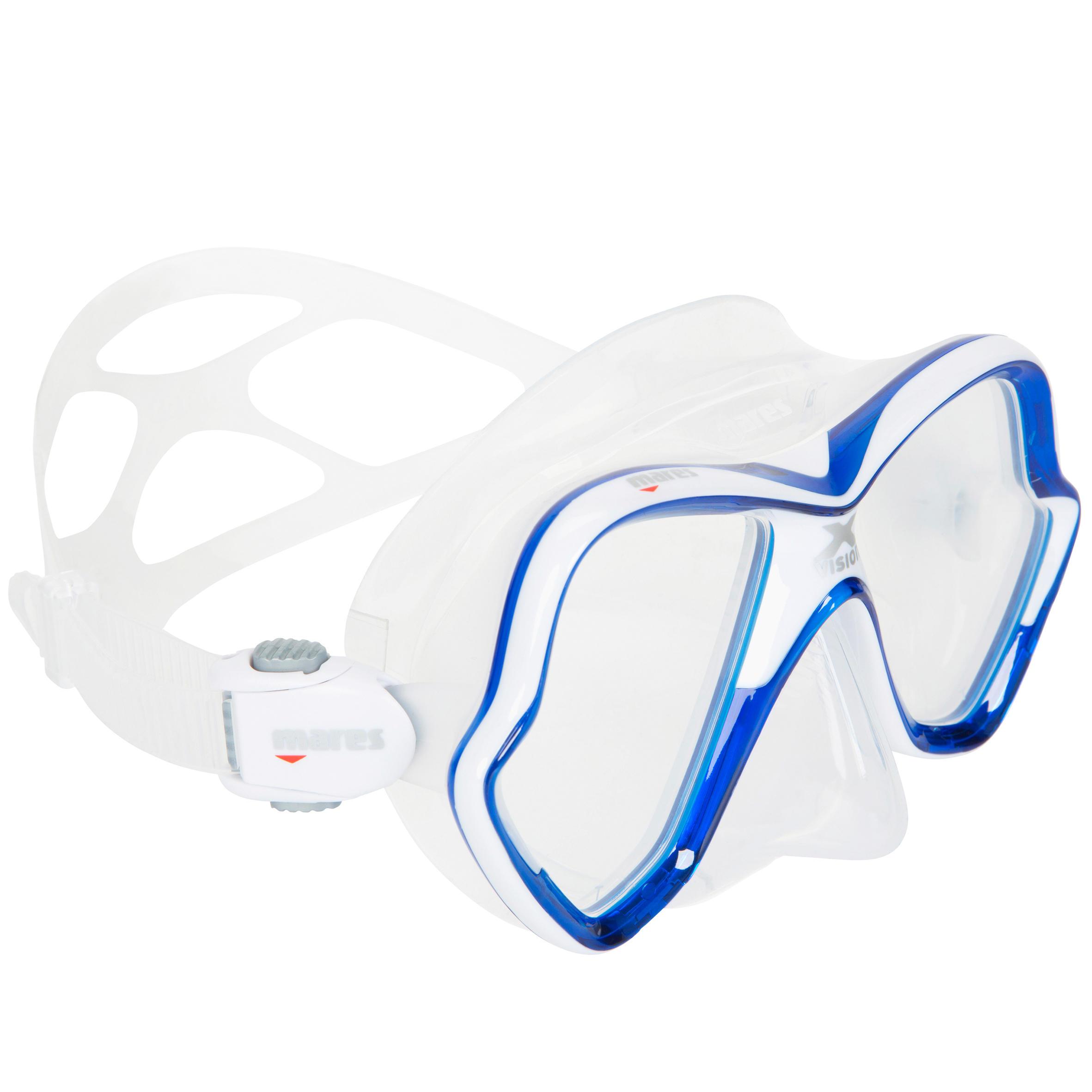 Mască scufundare X-Vision Mares Promoție