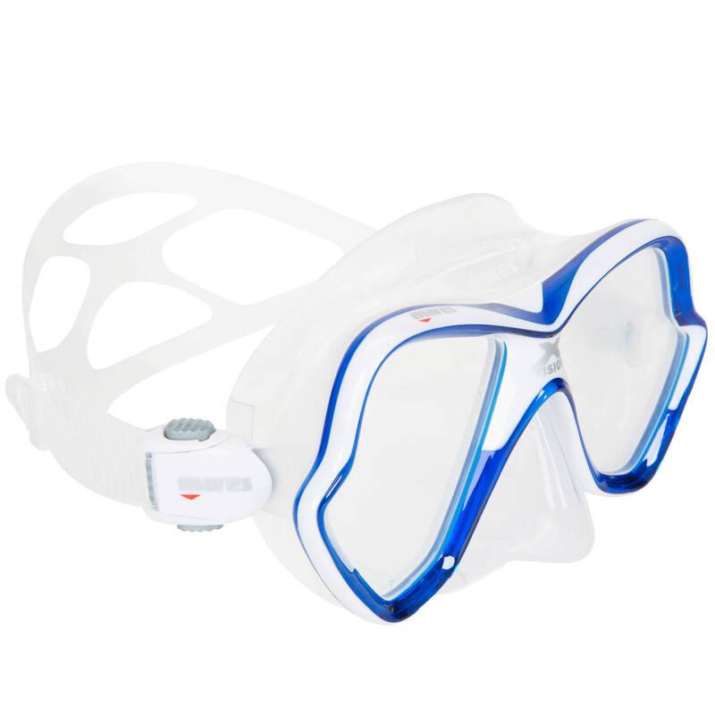MASKY A ŠNORCHLY NA POTÁPĚNÍ Potápění a šnorchlování - POTÁPĚČSKÉ BRÝLE X-VISION MARES - Potápění