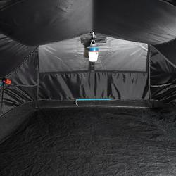 BINNENTENT VOOR DE QUECHUA-TENT 2 SECONDS EASY II FRESH & BLACK