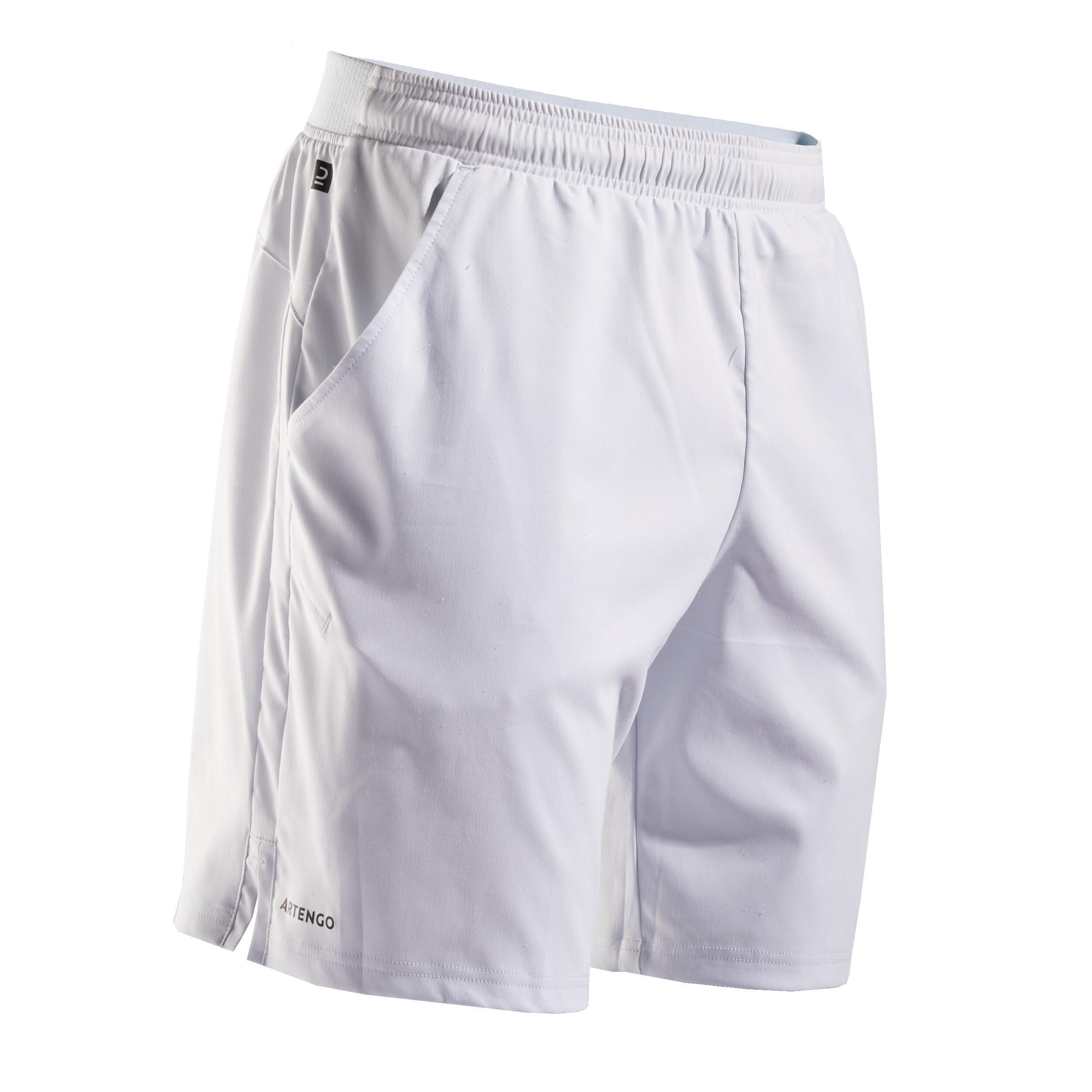 Șort Tenis Dry TSH500 Bărbaţi imagine