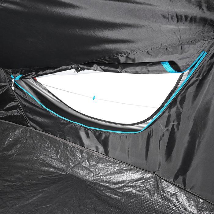 Pop up tent 2 Seconds 2 Fresh & Black I 2 personen wit - 192848