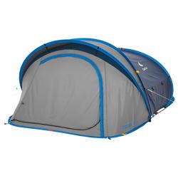 Außenzelt + Gestänge für Zelt Quechua 2 Seconds 2 XL Air