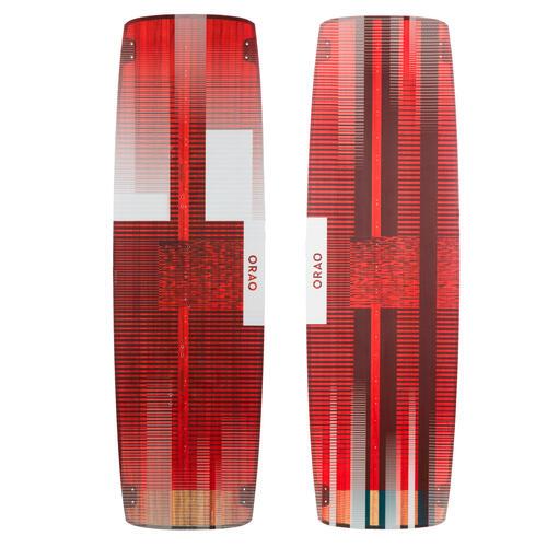 PLANCHE DE KITESURF ''TWIN TIP 500 LIGHTWIND - 154X45CM (PADS ET STRAPS INCLUS)