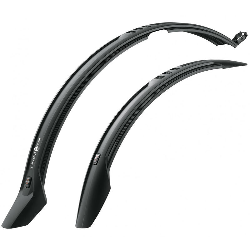"""Mudguard Set Front Rear 26"""", 27.5"""" SKS Bike 65 Mountain (without stays)"""