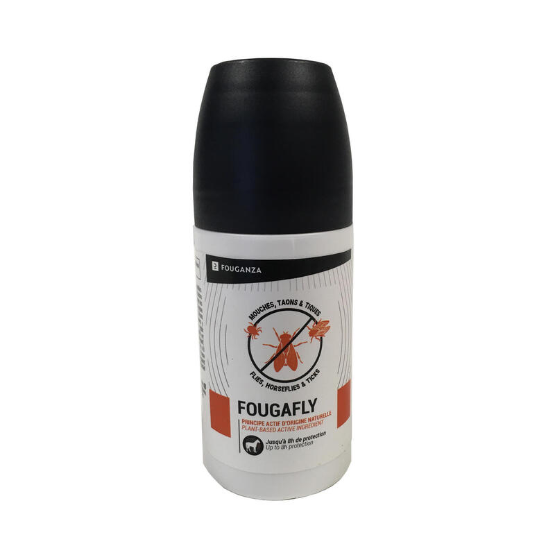 INSECTIFUGE CHEVAL ROLL ON FOUGAFLY 100ML