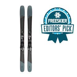 Freerideski's met bindingen FR500 Slash
