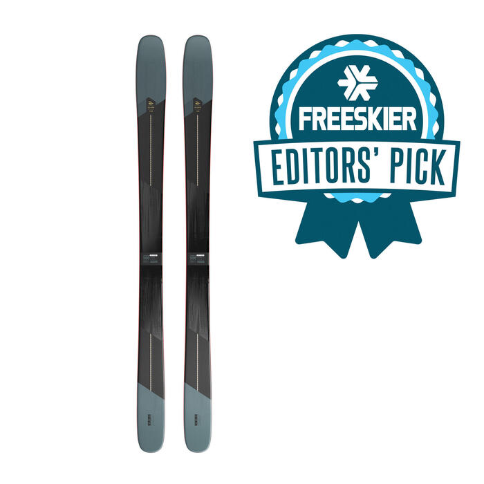 SKIS FR 500 SLASH 100 M SKI SEUL FREERIDE FREESTYLE FREERANDO
