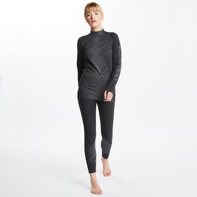 Adult Base Layer Top Keepwarm 900 - Dark Grey