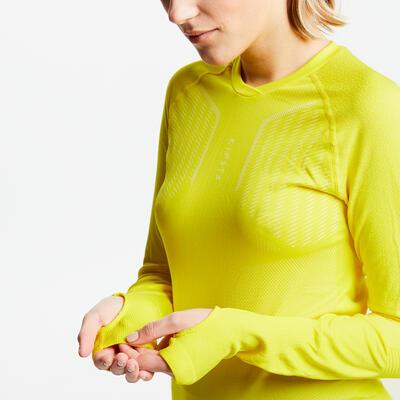 Sous-vêtement thermique adulte Keepdry 500 jaune