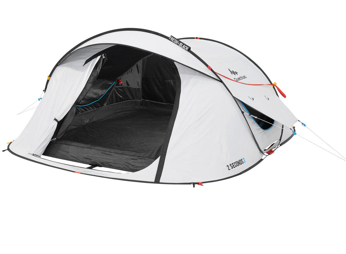 ремонт–палатка–2–second–3–человека–fresh–and–black–quechua–повреждена
