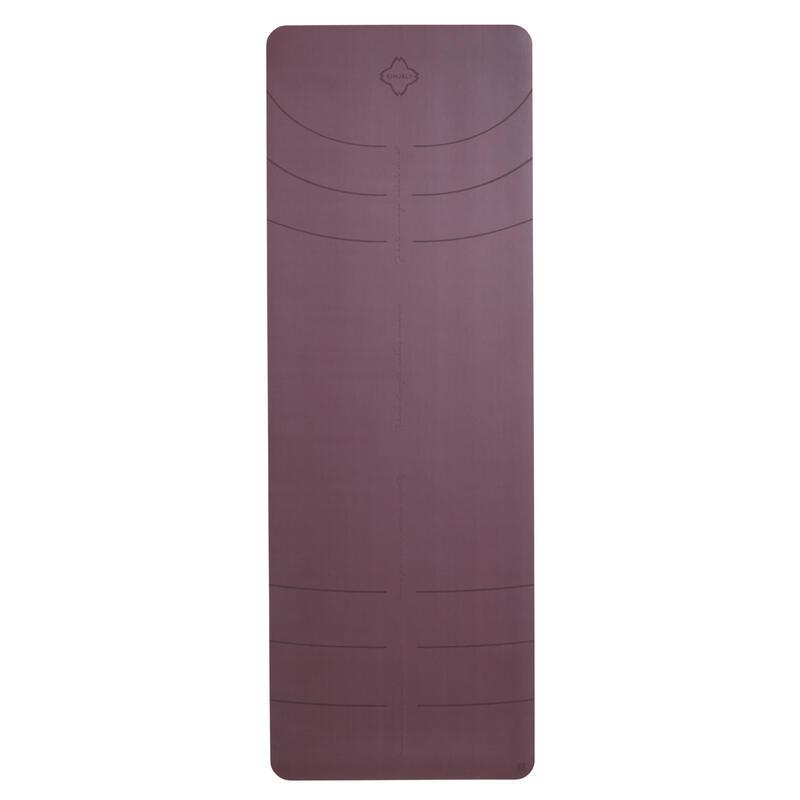 Yoga Mat Grip+ 5 mm - Burgundy