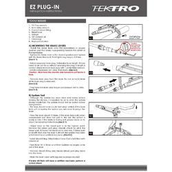 Rear Hydraulic Disc Brake Kit