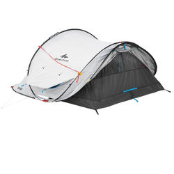 Pop up tent 2 Seconds 3 Fresh&Black I 3 personen wit - 192897
