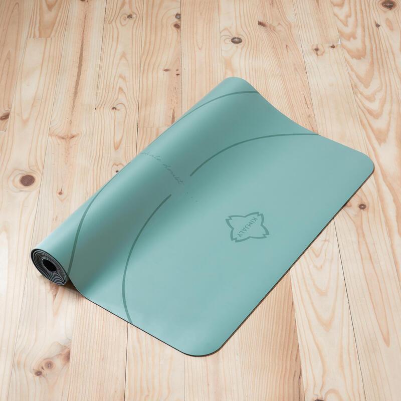 Yoga Mat Grip+ 3 mm - Green