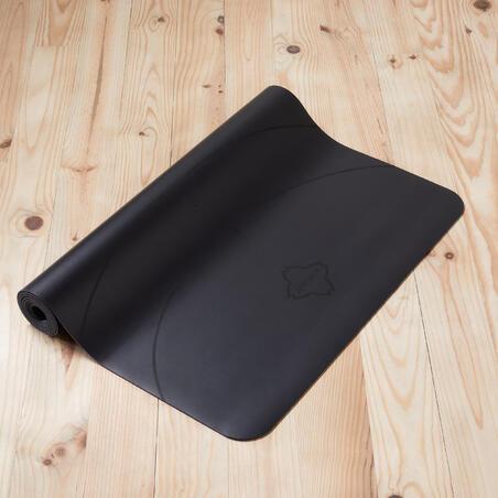 Dynamic Yoga Mat Grip + 3mm - Grey