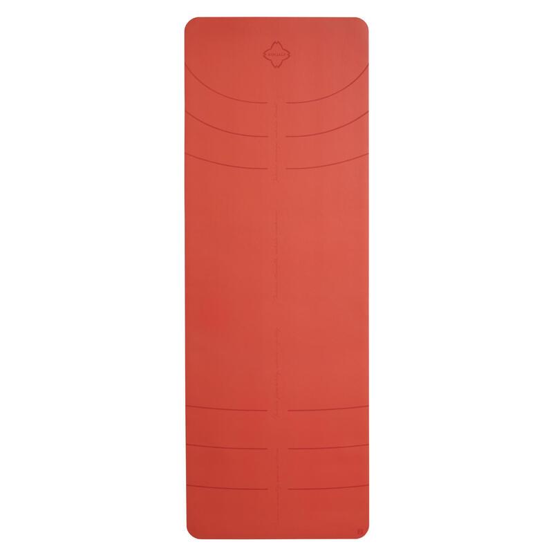 Tappetino yoga GRIP+ 3mm arancione