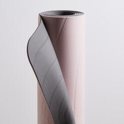 輕盈瑜珈墊5 mm - 粉色