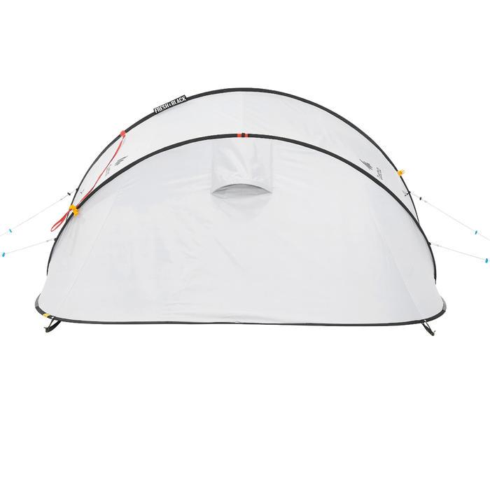 Tente de camping 2 SECONDS 3 FRESH&BLACK | 3 personnes blanche - 192899