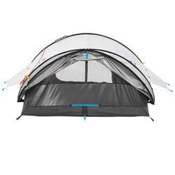 Pop up tent 2 Seconds 3 Fresh&Black I 3 personen wit - 192900