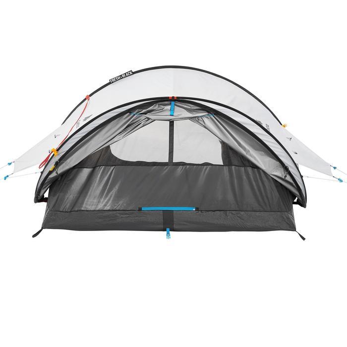 Pop up tent 2 Seconds 3 Fresh & Black I 3 personen wit - 192900