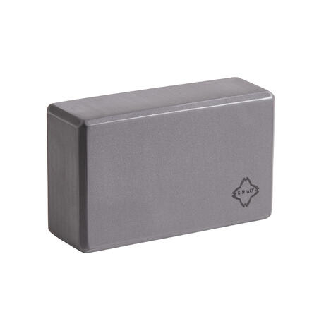 Yoga Foam Block - Dark Grey