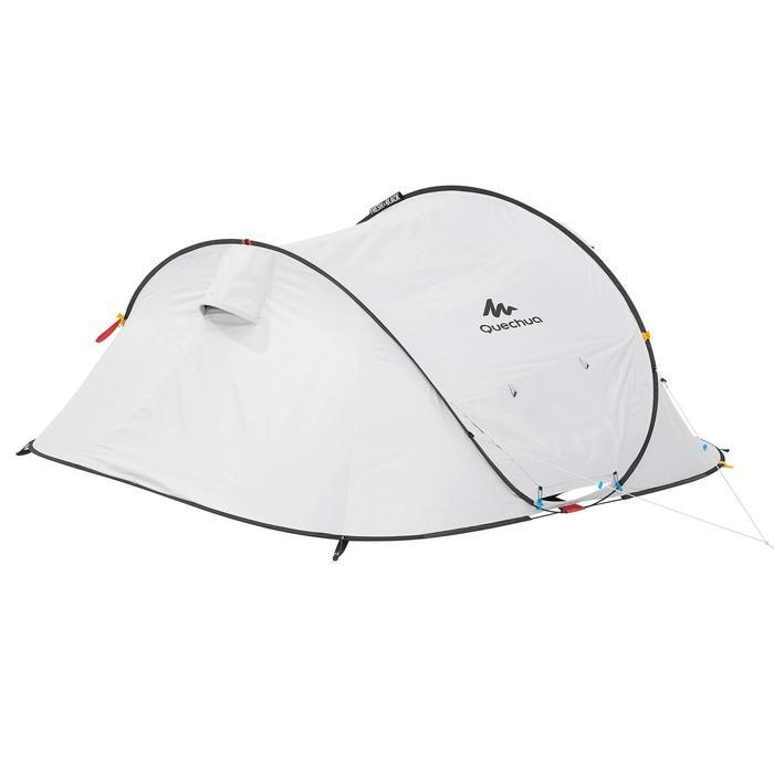 Tente de camping 2 SECONDS 3 FRESH&BLACK | 3 personnes blanche - 192901