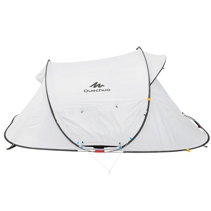 Tente de camping 2 SECONDS 3 FRESH&BLACK | 3 personnes blanche - 192902