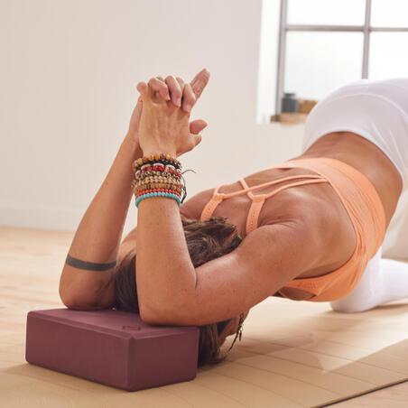 Блок для йоги из пеноматериала
