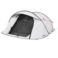 Pop up tent 2 Seconds 3 Fresh&Black I 3 personen wit - 192904