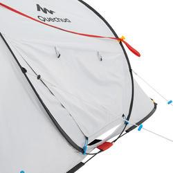 Tente de camping 2 SECONDES 3 FRESH&BLACK | 3 personnes, blanche