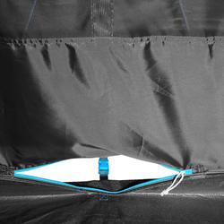 Pop up tent 2 Seconds 3 Fresh&Black I 3 personen wit - 192917