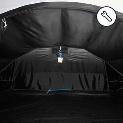 Pop up tent 2 Seconds 3 Fresh&Black I 3 personen wit - 192919