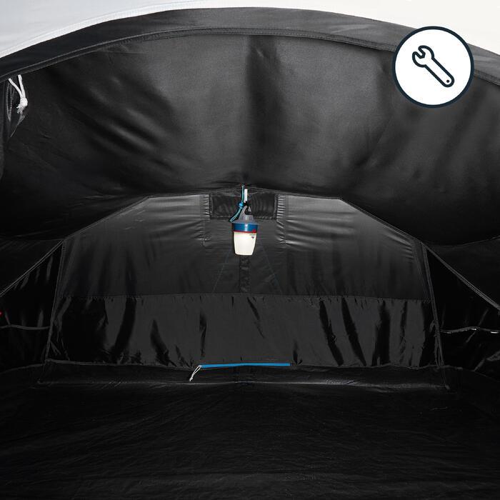Pop up tent 2 Seconds 3 Fresh & Black I 3 personen wit - 192919
