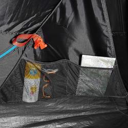Pop up tent 2 Seconds 3 Fresh&Black I 3 personen wit - 192920