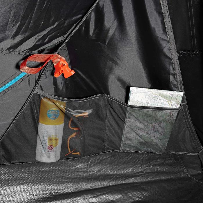 Pop up tent 2 Seconds 3 Fresh & Black I 3 personen wit - 192920