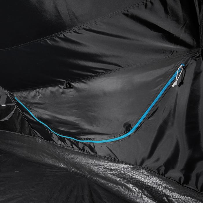 Pop up tent   3 Persoons   Wit   2 Seconds Fresh & Black