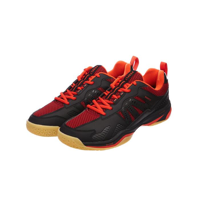 男款羽毛球鞋MAX COMFORT BS 590 - 黑色
