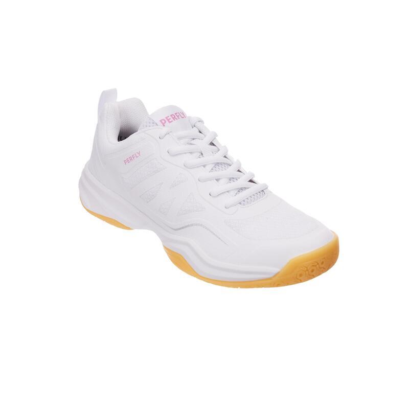 Încălțăminte Badminton BS530 Alb Damă