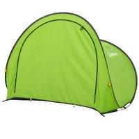 2 SECONDS 0 XL SPF 30 HIKING SHELTER GREEN