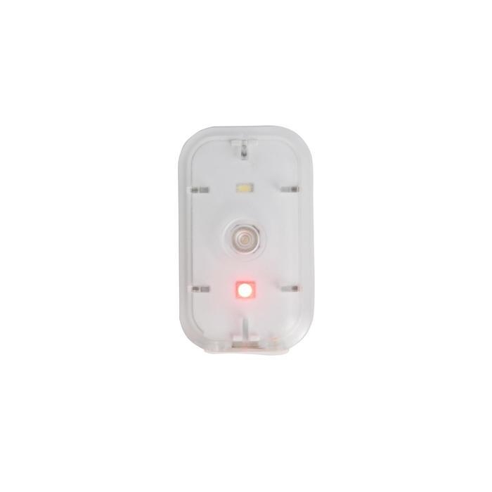 ECLAIRAGE VELO LED VIOO CLIP 500 AVANT/ARRIERE USB - 19296