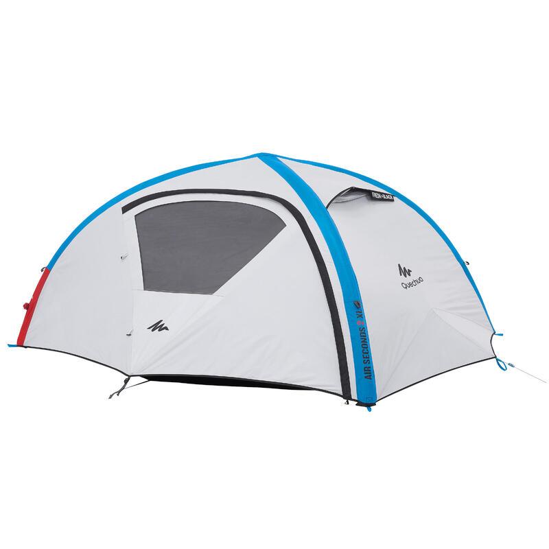 Buitentent voor tent AIR SECONDS 2 XL FRESH & BLACK