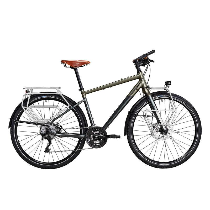 TÚRAKERÉKPÁR Kerékpározás - TÚRAKERÉKPÁR TOURING 900 RIVERSIDE - Kerékpár